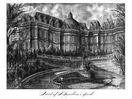 Quiet of Bourbon's epoch by Osokin