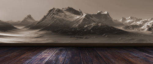 Mnt Wood by IanWoods