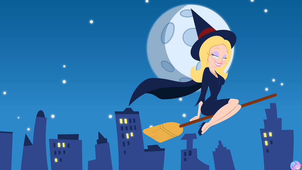Francine Bewitched Again...