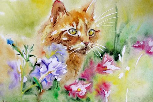 Flowering by Vincik