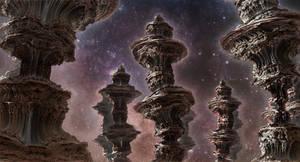 Space Colonnas