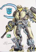 Halo Transformer by zwaard-drager