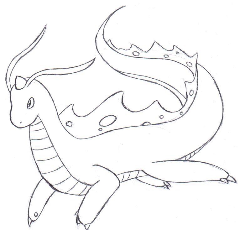 Prehistoric Dragonite 2 By Pokemon Academy