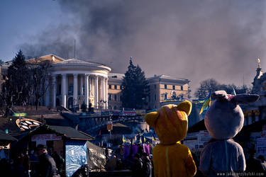 Kijow-2014-026 by jakubprzybylski