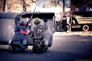 Rewolucja na Ukrainie