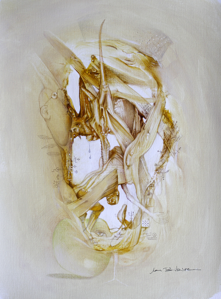 Metamorphosis 1 by Bibire