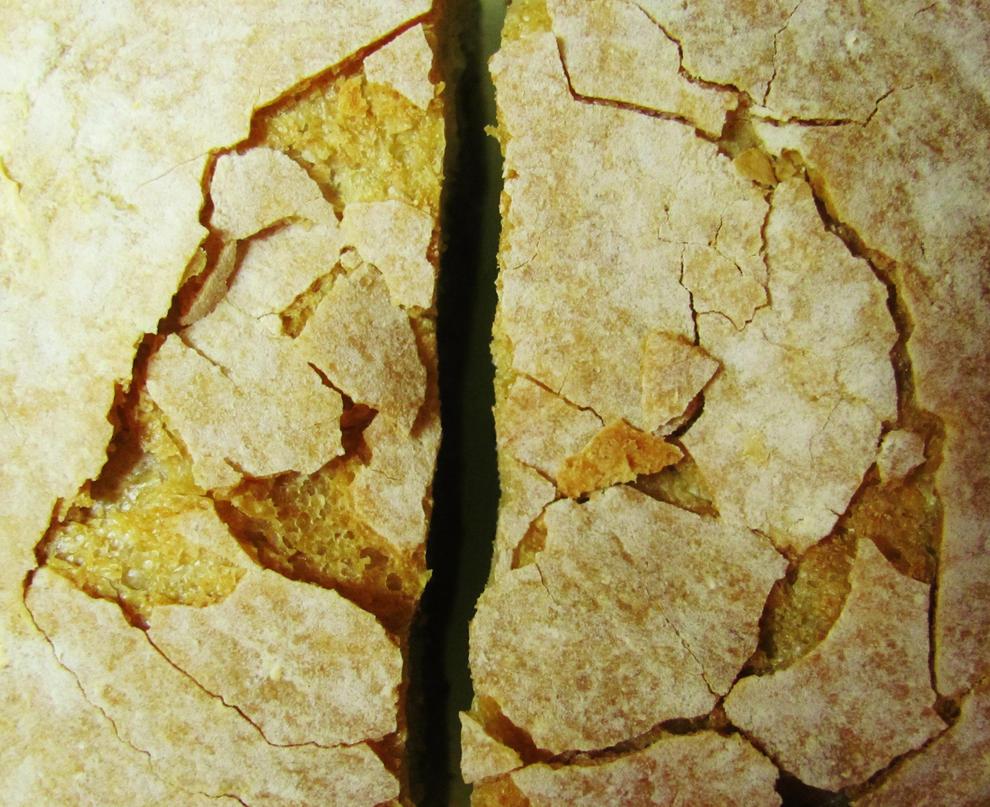 Bakerman Baked a Broken Bread by Bibire on DeviantArt