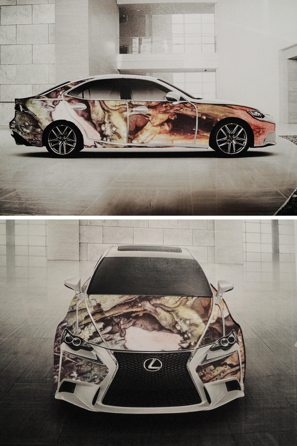 Lexus IS Design Contest by Bibire
