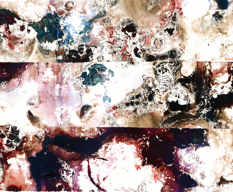 Alternative Visual Noise 4 by Bibire