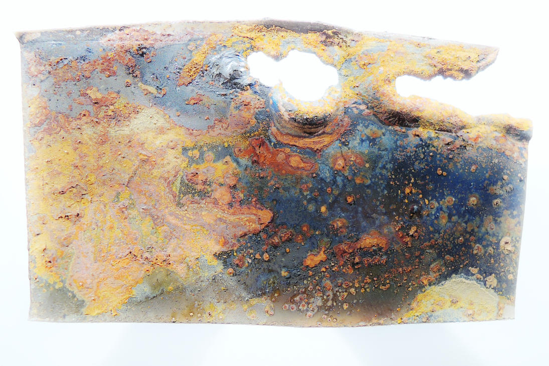 Steel and rust 1 by Bibire