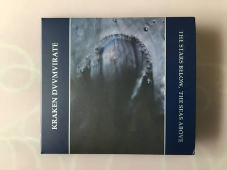 Jon Bibire Artcover for Kraken Duumvirate Album