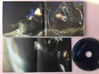 Jon Bibire Art for Kraken Duumvirate Album