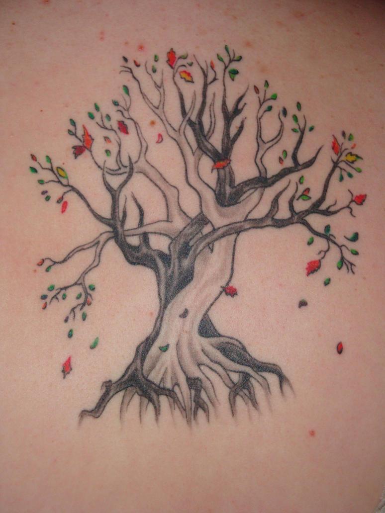 I finally did it - shoulder tattoo