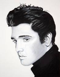 Elvis by Stitch-Bunny