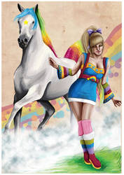 Rainbow Brite and Starlite