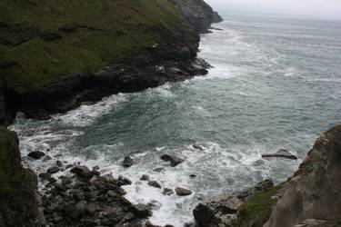 Sea Against Earth by darathorn