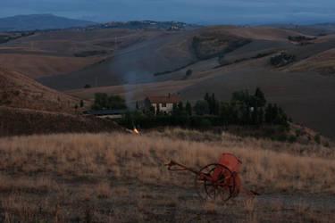 paesaggio campagnolo by darathorn