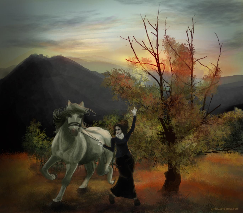 nightfall by daiwhatmay