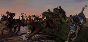 [WoC] Colderrian grandPrix by Tila-art
