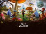 AIW: Alice in Wonderland