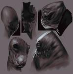 Demon portraits