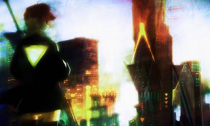 [Skyline] Red - Transistor