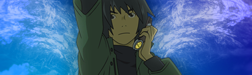 [Remake] Akira Takizawa - Higashi no Eden by UnkawaiiGFX