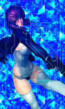 [Stand Alone Complex] Major Kusanagi - GITS