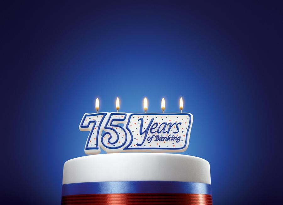 75th Birthday Candle By Narloke