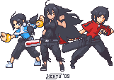 -Sprite: Team Lani- by Kenj