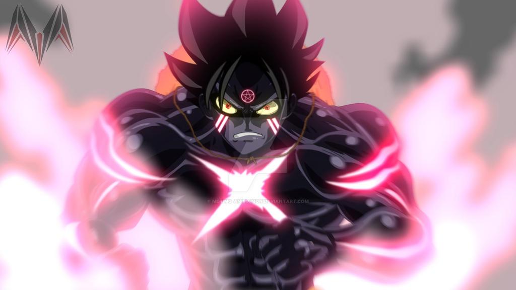 Luffy Gear 5 Anime War By Merimo Animation On Deviantart