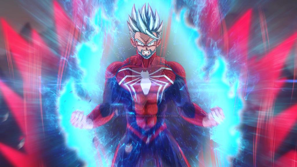 Goku Super Saiyan Blue Kaioken v2 by rmehedi on DeviantArt