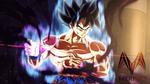 Goku New form HAKAI