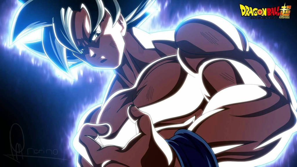 Ultra Instinct by MERIMO by merimo-animation