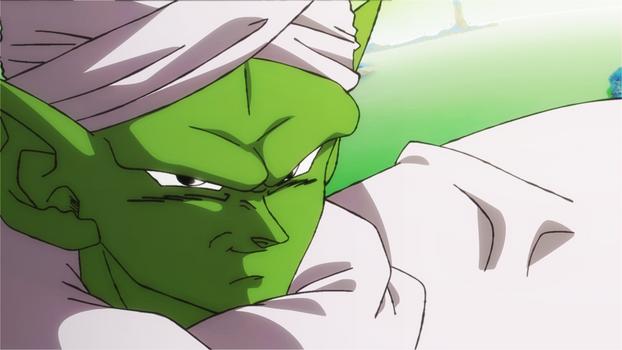Piccolo in Dragonball Deliverance episode 3