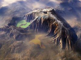 green lake by joshushund