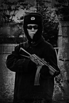 Soviet Agent...