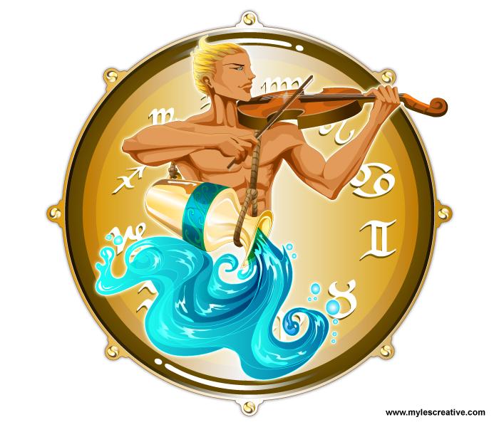 Musical Aquarius by dvnmyls