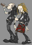 Crust Punks