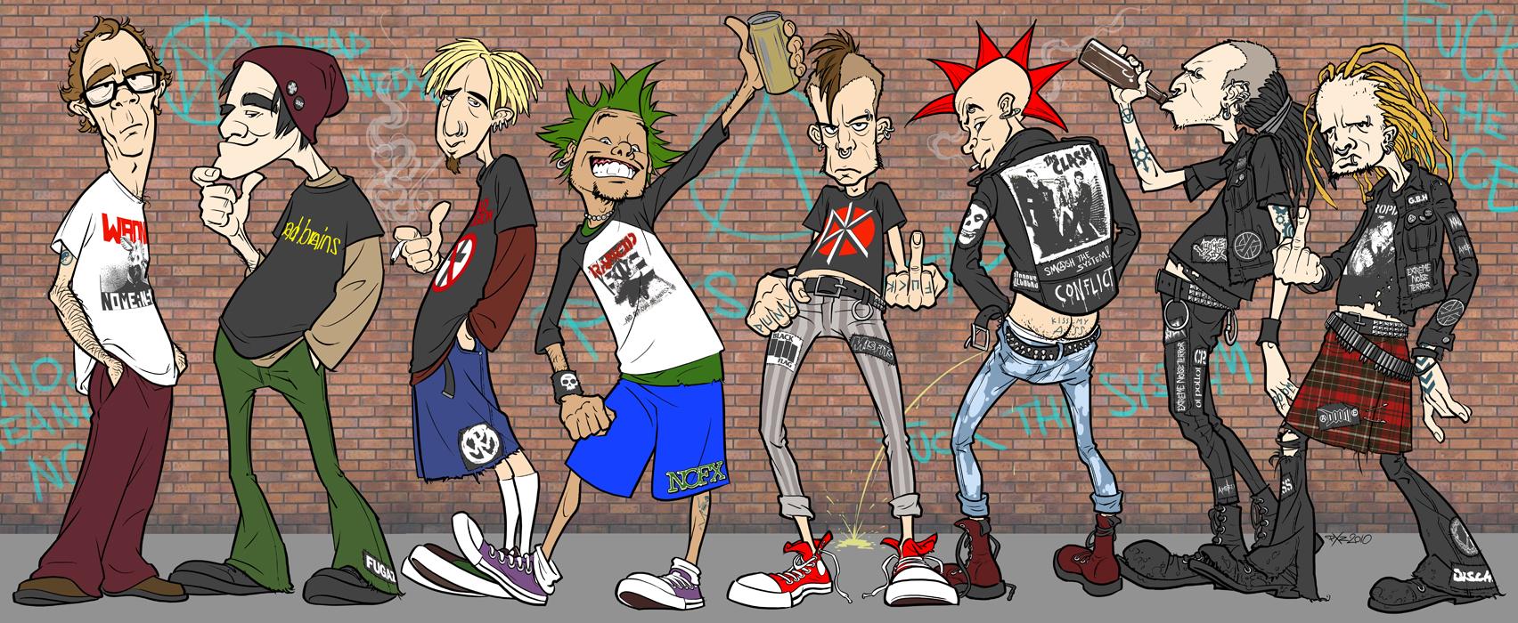 Бумаги, панк приколы в картинках