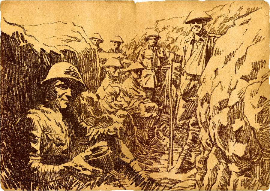 Australian Troops 2 by StraightEdge1977