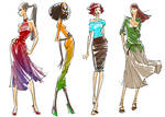 Fashion Samples 1-4