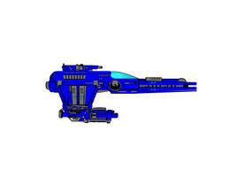 Starship2 by kellkin