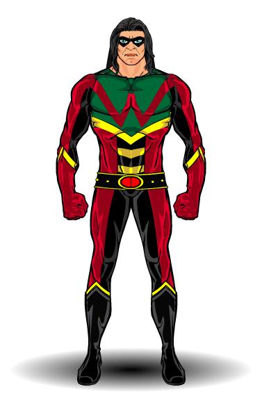 Wonderman by kellkin