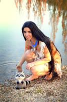 Pocahontas - Come to me meeko by K-i-R-a-R-a