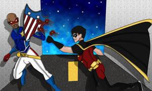Patriot vs Robin