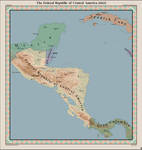 The Federal Republic of Central America (1825)