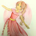 Elena of Avalor fan art