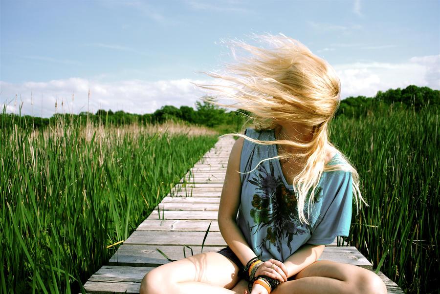 VETAR U KOSI Blowin___in_the_Wind_by_LoraDoerfer
