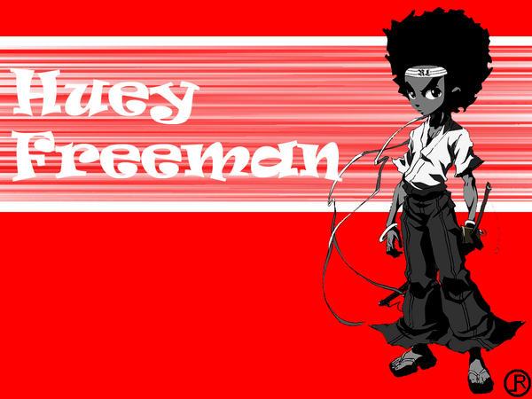 Huey Samurai by Reggiexxl